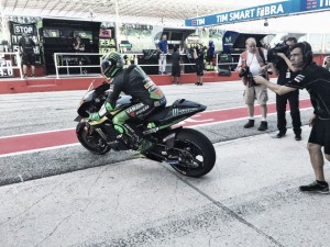 Pol Espargaro quickest after day one at the San Marino GP