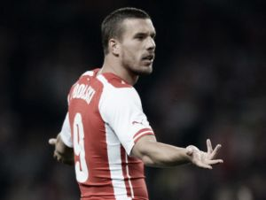 Lukas Podolski: Lost and not yet found