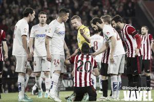 Athletic Club - Atlético de Madrid: puntuaciones del Athletic, jornada 16