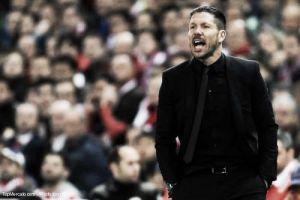 """Atletico-Real Madrid, Simeone sogna la grande impresa: """"Giocheremo con la giusta concentrazione"""""""