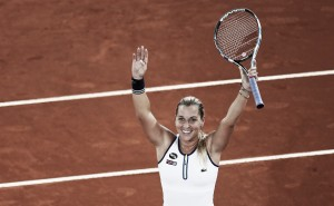 WTA Madrid: Dominika Cibulkova marches on to her first Premier Mandatory final after beating Louisa Chirico
