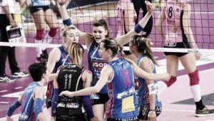 Novara si impone al tie break su una Pomì Casalmaggiore mai doma