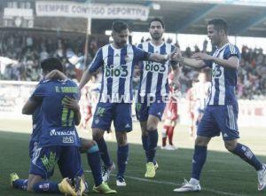 SD Ponferradina - UE Llagostera: ganar para seguir enganchados al tren del ascenso