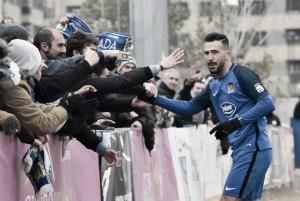 Ponferradina-CF Fuenlabrada: El campeón de invierno despide su mejor año en el Bierzo