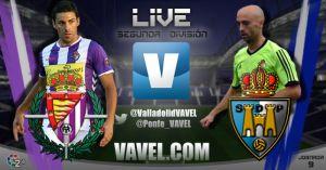 Real Valladolid - SD Ponferradina en directo online