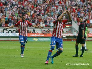 Sporting de Gijón - Ponferradina: puntuaciones del Sporting, jornada 2