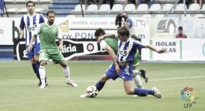 Ponferradina - Betis, puntuaciones Betis, jornada 3