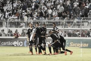 Ponte Preta goleia, passa fácil pelo Figueirense e avança na Copa do Brasil
