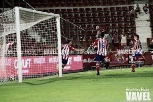Pere Pons y Sandaza se estrenan como goleadores