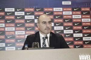 """Jaume Ponsarnau: """"Es un partido muy importante"""""""