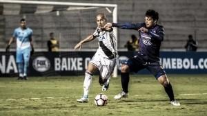 """Juninho celebra gol da Ponte Preta no fim e exalta vitória pela Sul-Americana: """"Não desistiram"""""""