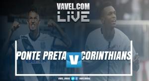 Resultado Ponte Preta x Corinthians pelo Campeonato Brasileiro 2017 (1-0)