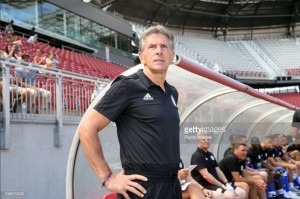 Claude Puel excited for 'fantastic' reunion with former club Lille