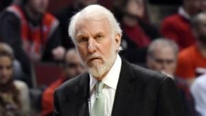 NBA - L'uragano Popovich si abbatte sui San Antonio Spurs