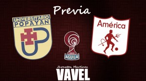 Resumen y goles del partido Popayán vs América de Cali en vivo (1-1)