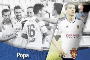 Real Zaragoza 2016/17: Razvan Popa