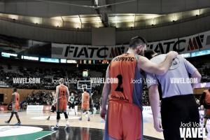 Marko Popovic no podrá jugar ante el FIATC Joventut