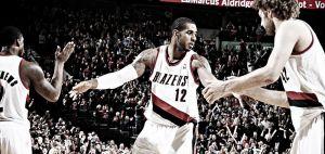 Portland y San Antonio siguen ganando en la noche de Jeff Teague