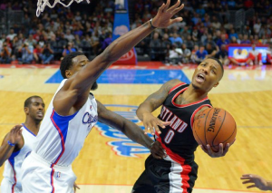 Portland Trail Blazers Hold Off The Los Angeles Clippers' Fourth Quarter Rally To End Preseason On A High