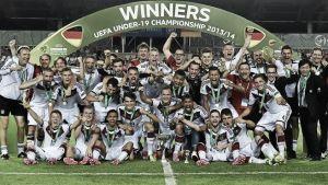 Europeo Sub-19: la 'Mini Mannschaft' también sabe ganar a la 'Mini Seleçaodas Quinas'