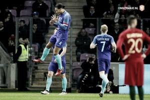 Holanda atropela no primeiro tempo e consegue vitória contundente contra Portugal
