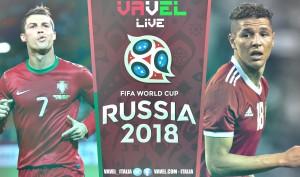 Terminata Portogallo-Marocco, LIVE Mondiali Russia 2018 (1-0): La decide Ronaldo!