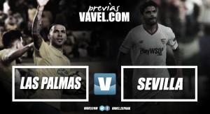 Previa Las Palmas - Sevilla FC: a confirmar la mejoría en territorio hostil
