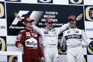 Previa histórica GP de Bélgica 2000: Mika Häkkinen y el paradigma del adelantamiento