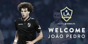 LA Galaxy incorpora a João Pedro