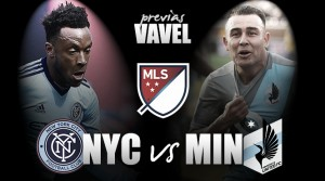 Previa New York City FC – Minnesota United FC: calidad contra ilusión
