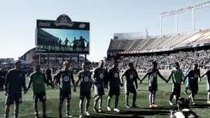 Minnesota United logra la primera como local