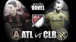 Previa Atlanta United FC – Columbus Crew SC: duelo goleador para clasificar