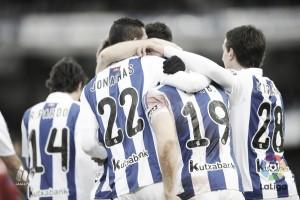 Real Sociedad - Levante UD: puntuaciones de la Real Sociedad en la jornada 28 de la Liga BBVA