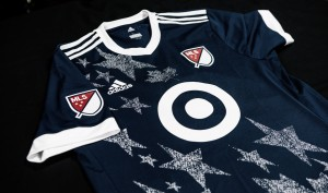 Los MLS All-Star ya tienen su camiseta