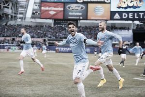 New York se rinde a David Villa