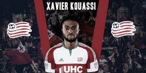 Kouassi llega a los 'Revs'