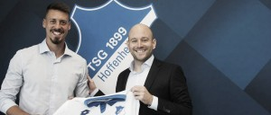 El Hoffenheim ya tiene goleador