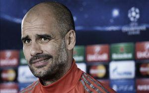 """Pep Guardiola: """"Sería un grave problema si no nos clasificamos"""""""