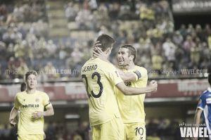 El Villarreal se mira en su propio reflejo