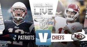 Kansas City Chiefs - New England Patriots, así lo vivimos (20-27)