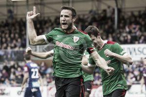 El Athletic recupera la moral en Liga