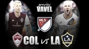 Previa Colorado Rapids – Los Angeles Galaxy: salir del infierno