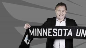 Adrian Heath entrenará a Minnesota United
