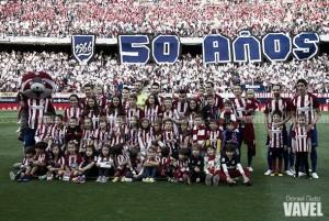 Fotos e imágenes de la última temporada del estadio Vicente Calderón