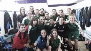 El equipo femenino seguirá en Segunda División
