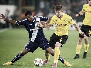 El Anderlecht se aprovecha de un Dortmund desconocido