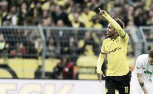 El Borussia Dortmund mete quinta