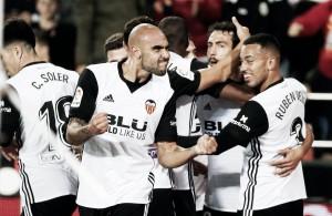 El Valencia retoma la senda de la victoria