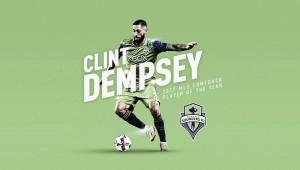 Clint Dempsey, MLS Retorno del Año 2017