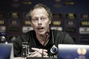 """Michel Preud'homme: """"Tenemos muchas lesiones, pero nuestra plantilla es amplia"""""""